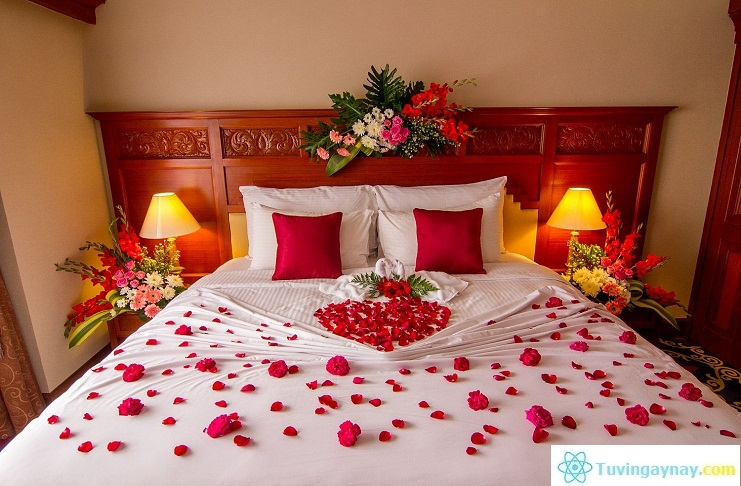 Chuẩn bị phòng cưới đúng theo phong thủy để đôi lứa hạnh phúc