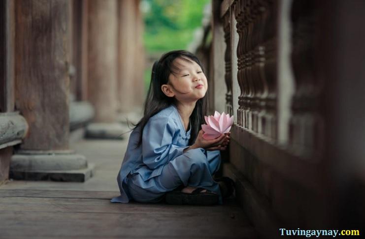 Phương pháp dạy con theo quan điểm của Phật giáo