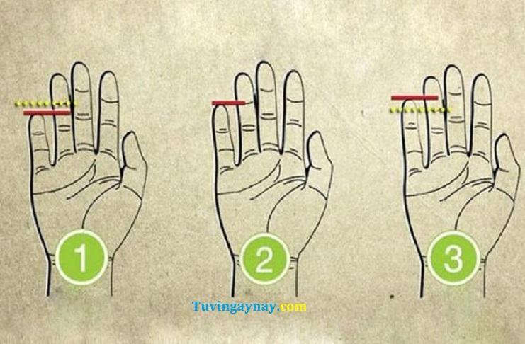 Xem tướng ngón tay dài ở đàn ông và phụ nữ là tốt hay xấu?
