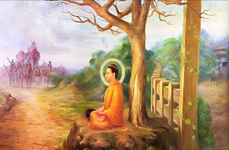 Đức Phật có chịu chi phối của quy luật nhân quả hay không?