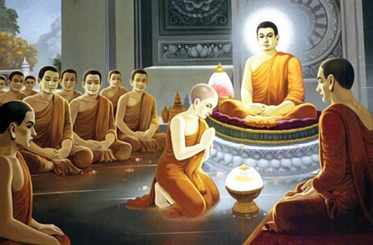 Cách Đức Phật dạy con dễ hiểu và vô cùng sâu sắc