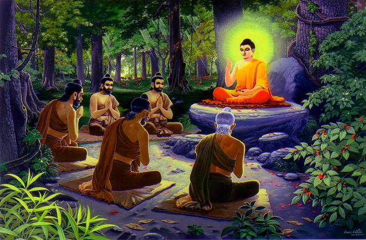 Bài giảng của Đức Phật bị chê sáo rỗng và cách Người phản ứng