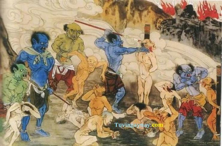 18 tầng địa ngục là gì, có thật không? Địa ngục có những hình phạt nào?