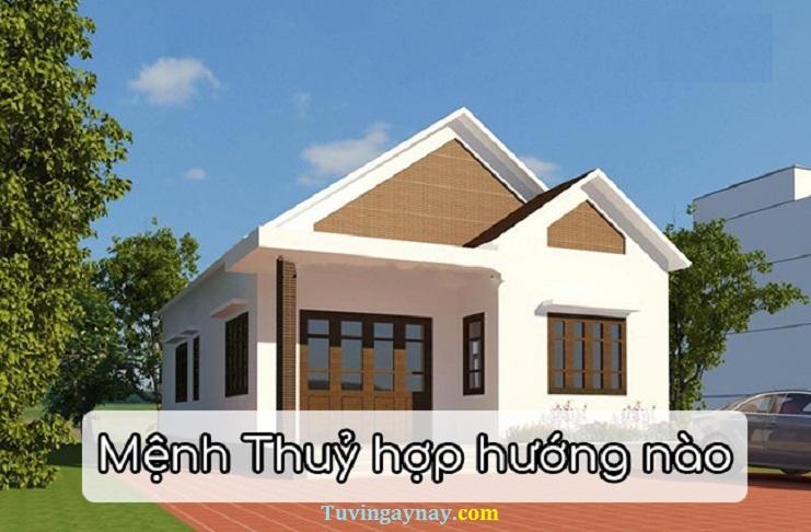 Người mệnh Thủy xây nhà, mua nhà hướng nào tốt, nhanh phát tài?