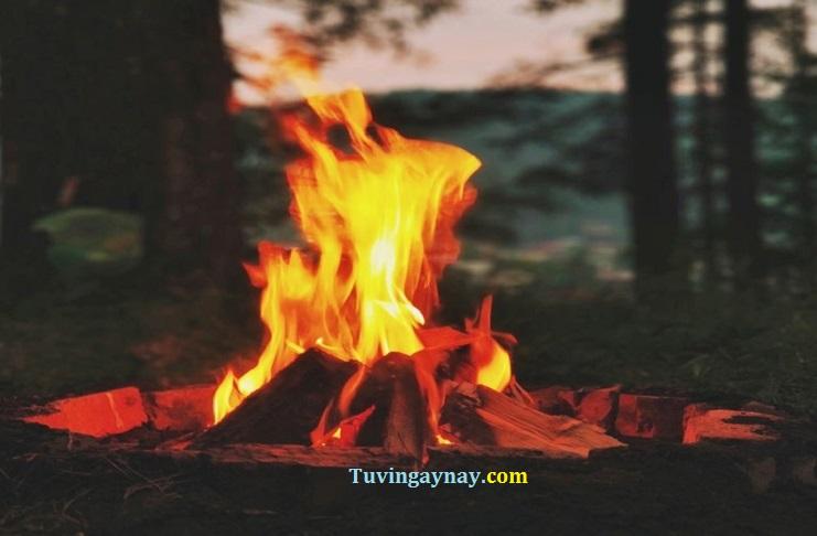 5 điều kiêng kỵ đối với lửa bạn cần tránh để vạn sự bình an