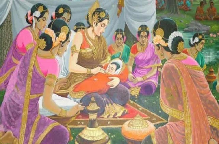 Ba lần gặp mẹ của Đức Phật và đạo lý ai cũng cần thông hiểu