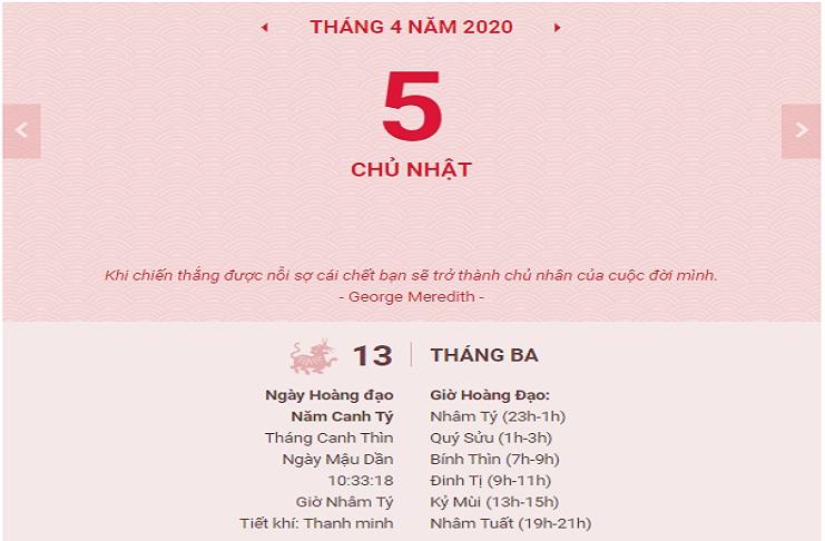Tiết Thanh Minh là gì? Tết Thanh Minh năm 2020 là ngày nào?