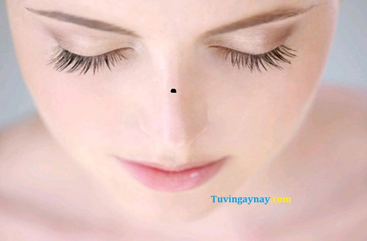 Xem bói nốt ruồi trên mặt phụ nữ hôn nhân không được hạnh phúc