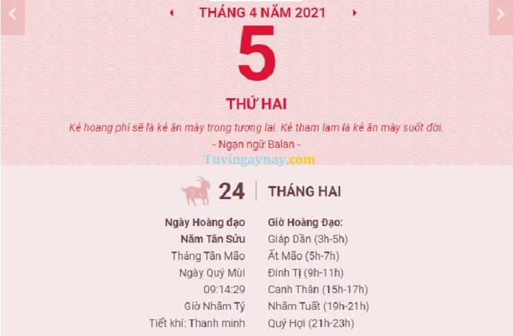 Tiết Thanh Minh là gì? Tết Thanh Minh năm 2021 là ngày nào?