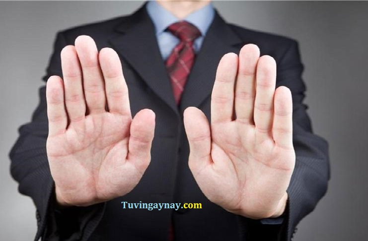 Xem tướng bàn tay người có tài kinh doanh, giỏi làm ăn buôn bán